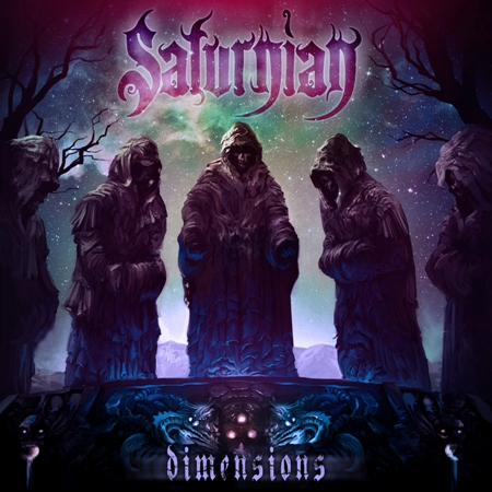 Saturnian - Dimensions (2012)