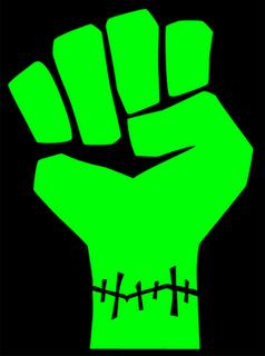 i frankenstein symbol