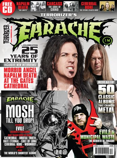 Terrorizer's Secret History of Earache