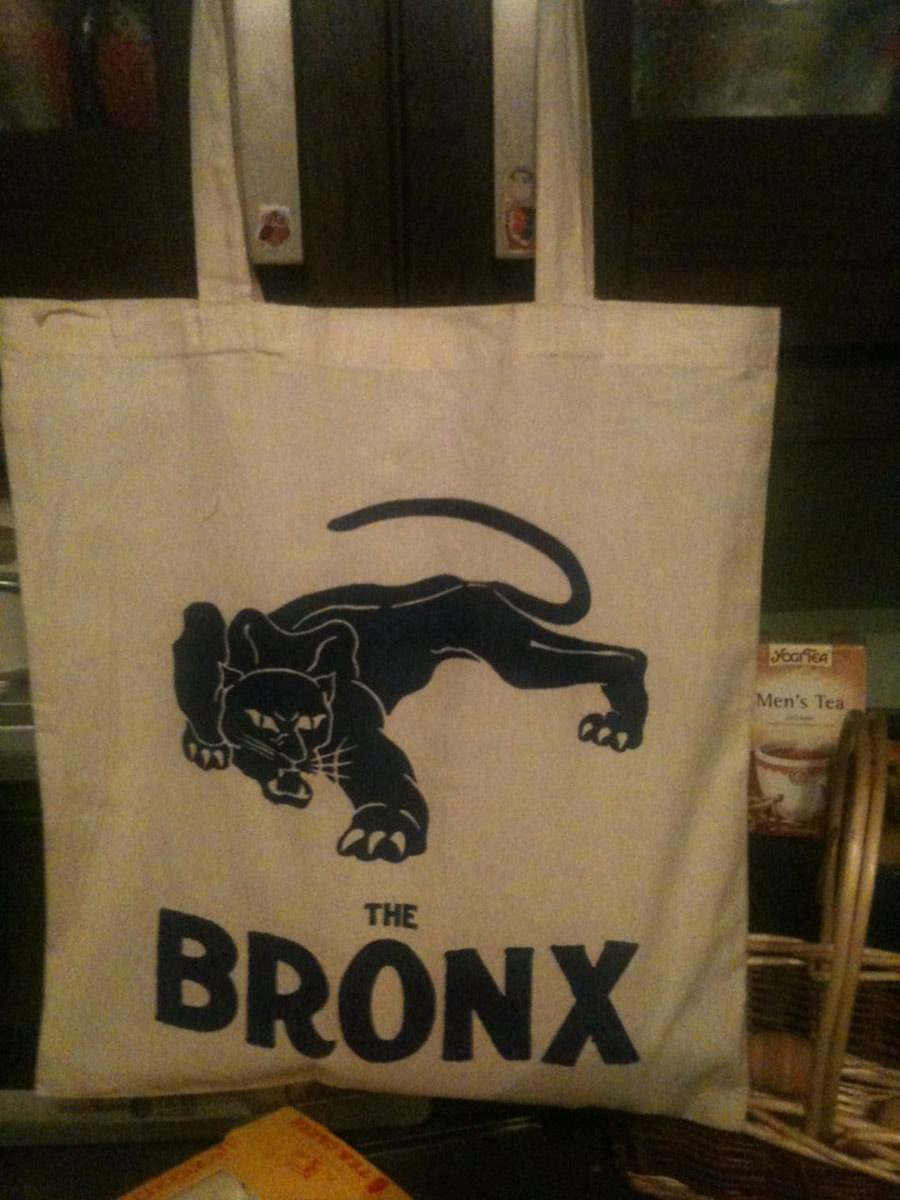 The Bronx make bags