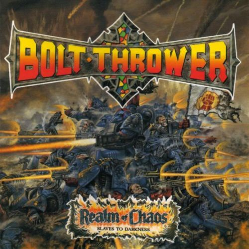 Bolt Thrower 'Realm of Chaos'