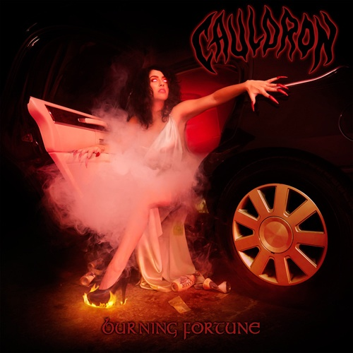 Cauldron  'Burning Fortune'