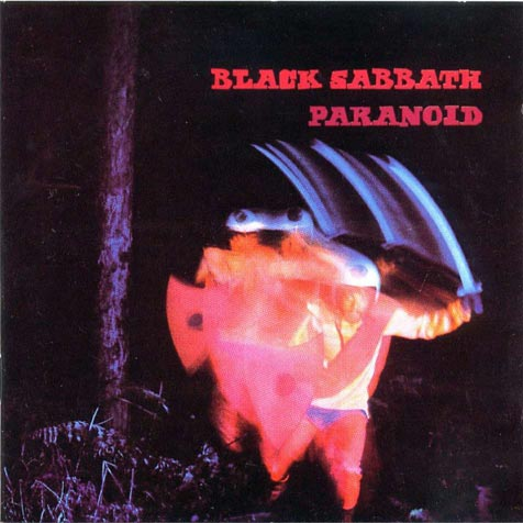 Black Sabbath 'Paranoid'