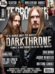 Terrorizer #233 Darkthrone