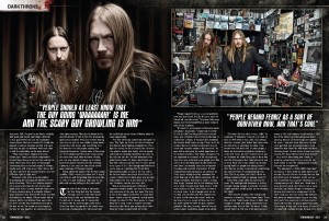Darkthrone Spread 2