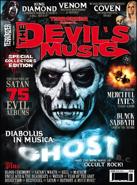 Devils Music Cover