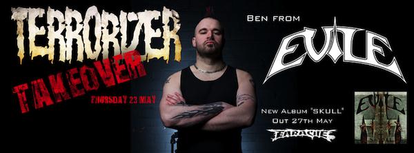 Ben Carter Terrorizer Takeover - Mixtape