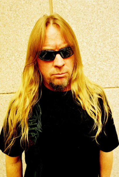 Jeff Hanneman - Slayer