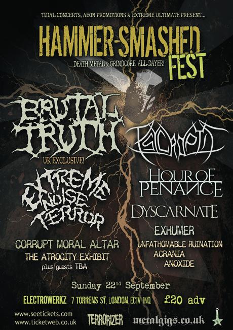 Hammer Smashed Fest