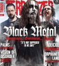 Terrorizer 237 cover black metal Gaahl Ihsahn Dani Filth