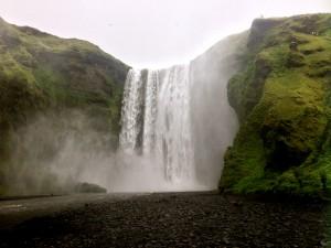 1 - waterfall