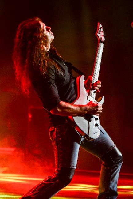 Megadeth 1 (pic Bobby Talamine)