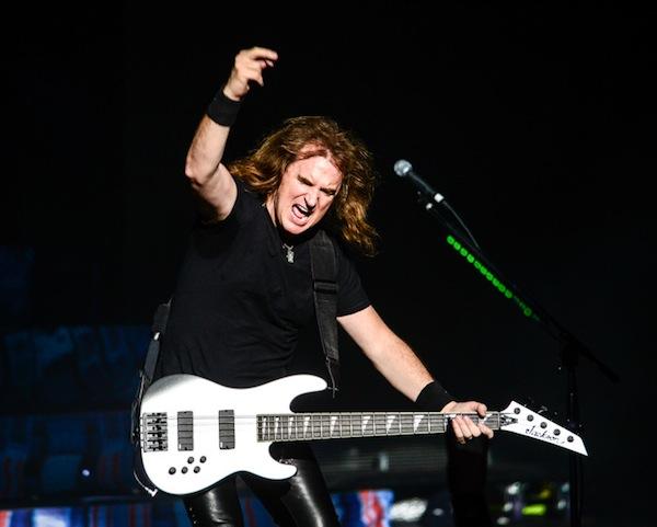 Megadeth 6 (pic Bobby Talamine)