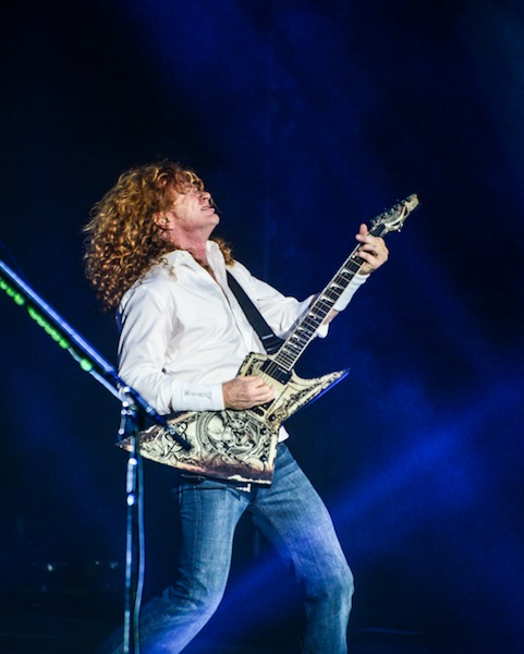 Megadeth 7 (pic Bobby Talamine)