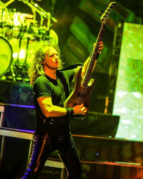 Megadeth 8 (pic Bobby Talamine)