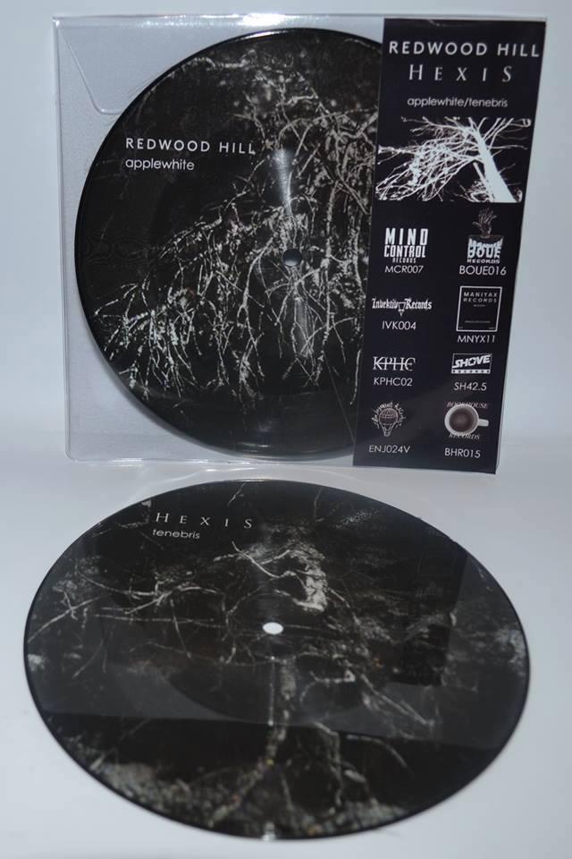 Heixs-Redwood Hill split vinyl
