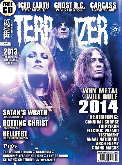 Terrorizer 244
