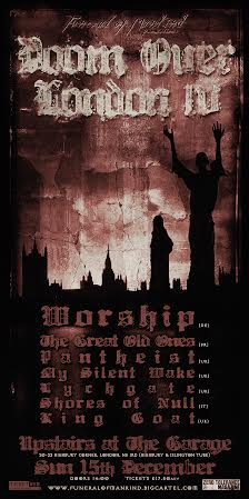 Worship great old ones more to play doom over london on sunday do you like doom then youll be wanting to get yourself down to doom over london at the garage this sunday solutioingenieria Choice Image