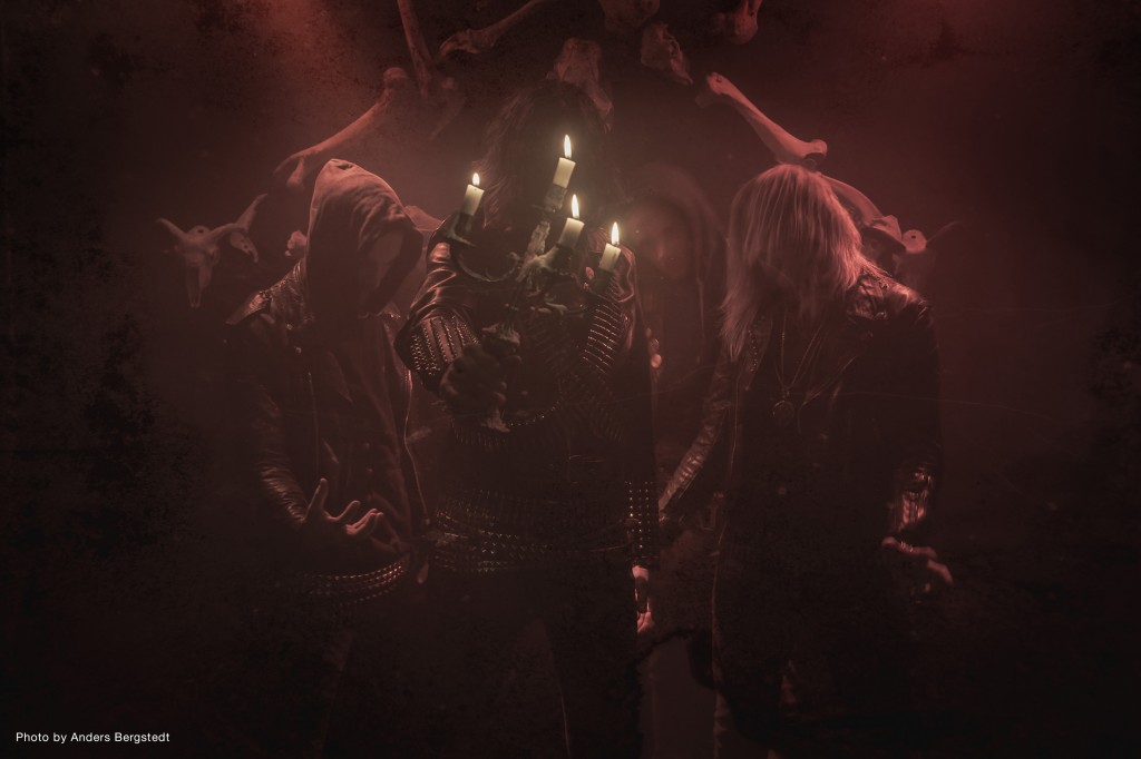 Vampire's New Song 'Howl From The Coffin'