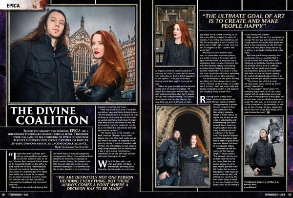 Epica Interview