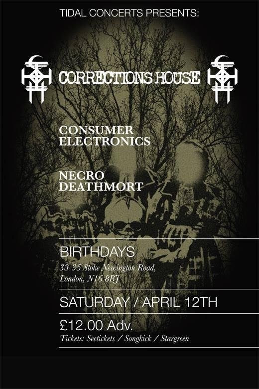 correctionshouse