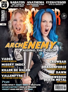 Arch Enemy Pass the Flame