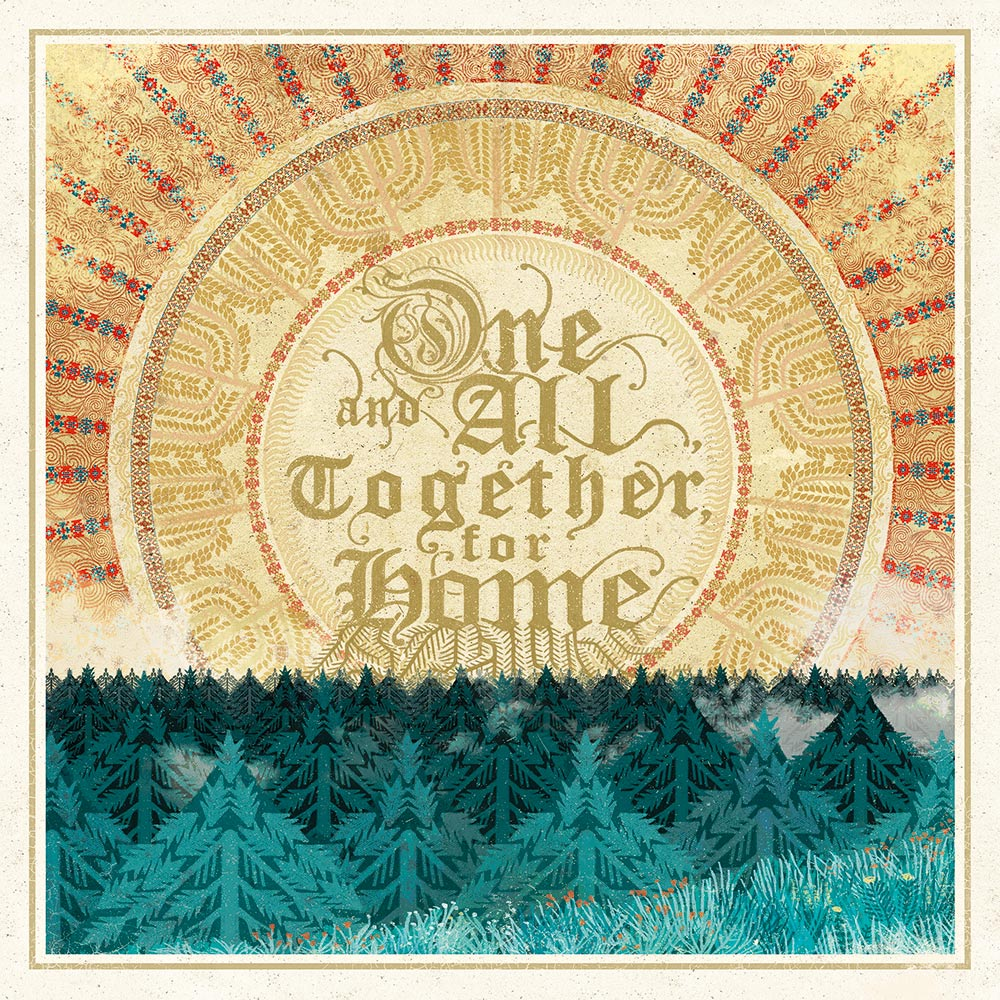 'One And All, Together, For Home' Compilation: Album Stream And Review