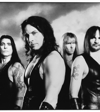 Manowar promo photo Terrorizer crop