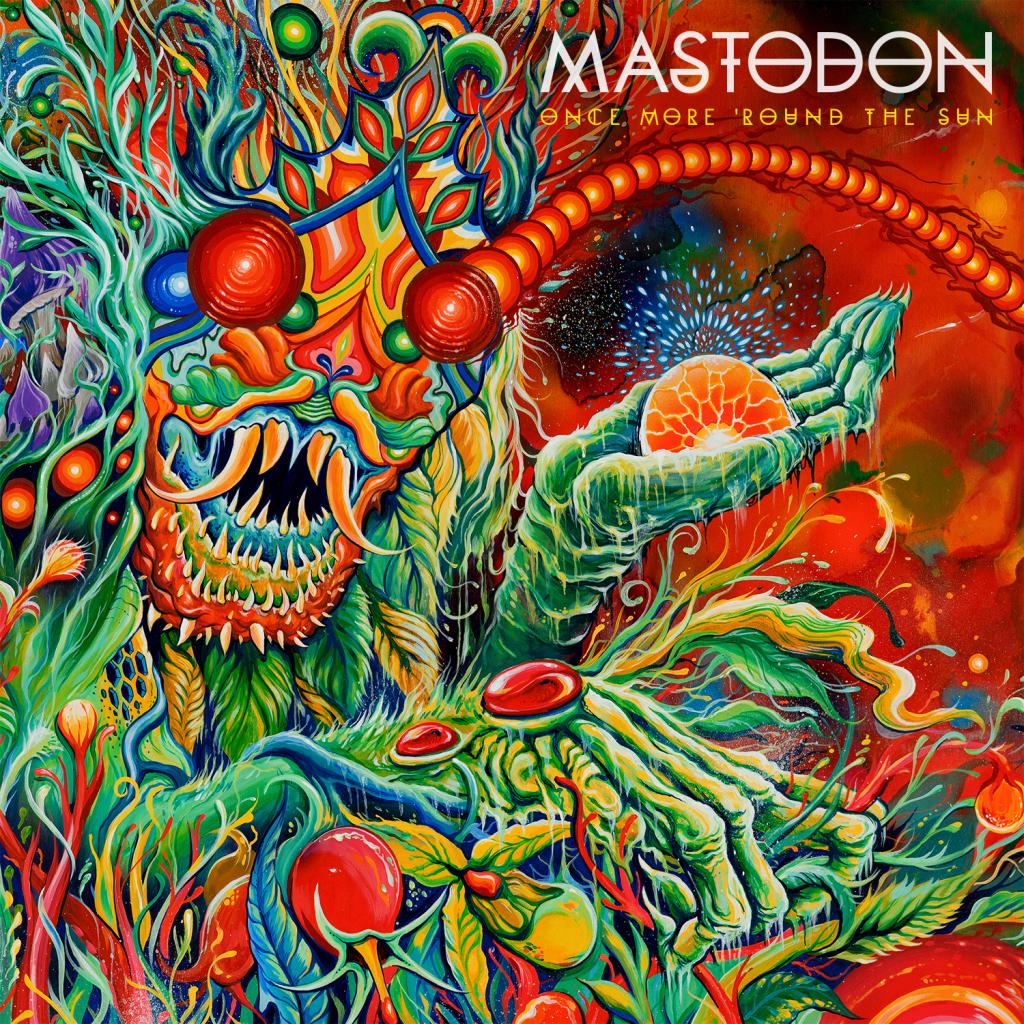35. Mastodon