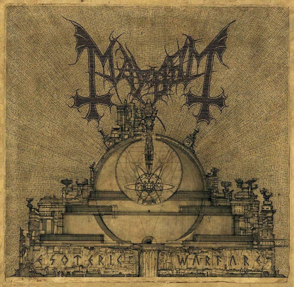 36. Mayhem