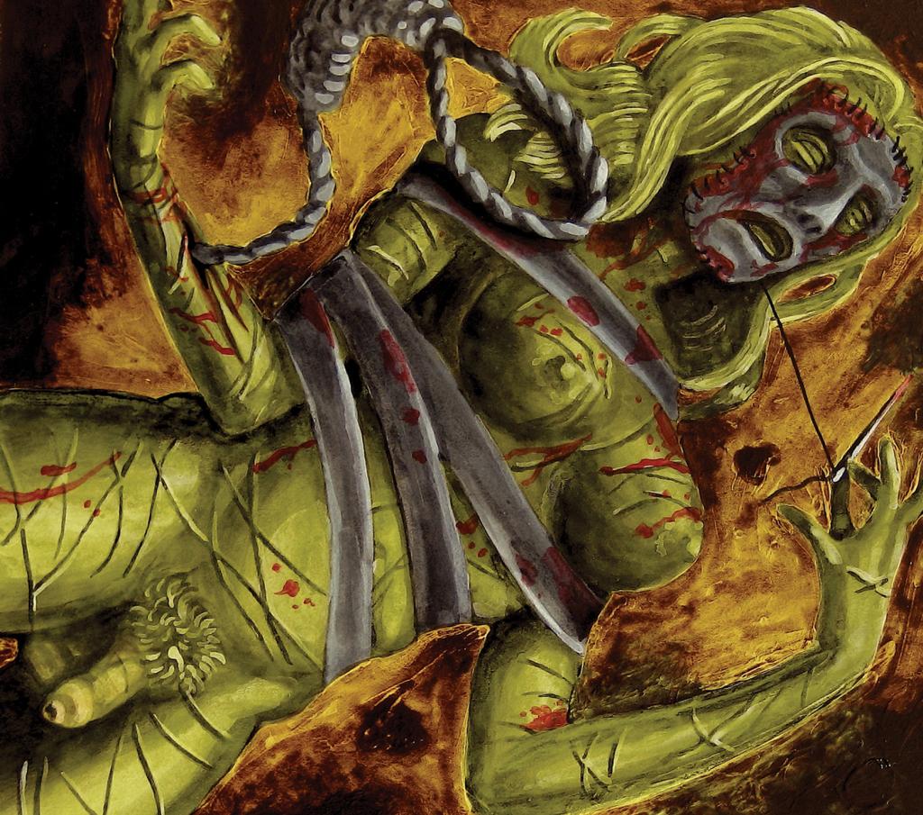 43. Lord Mantis