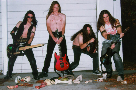 Gore Metal era band photo