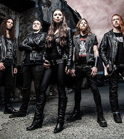 Unleash the Archers 420x470