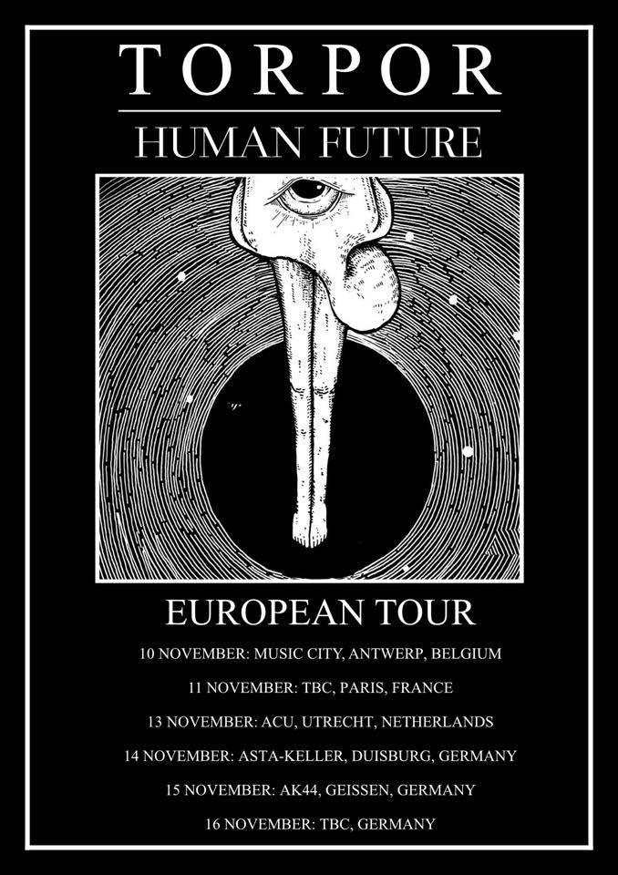 torpor futuretour