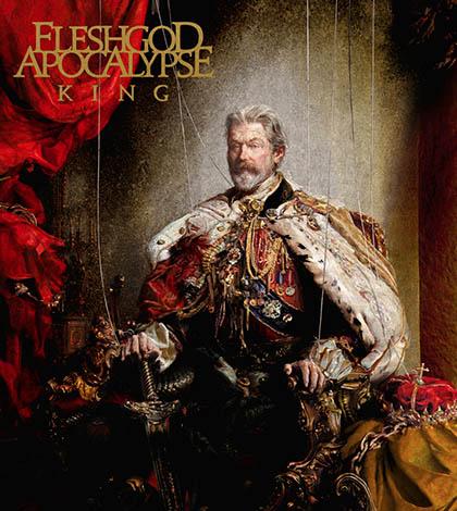 Fleshgod Apocalypse - King 420x470