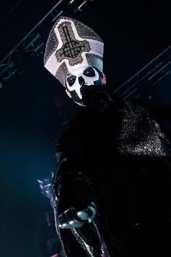 Ghost – Newcastle O2 Academy Dec 2015