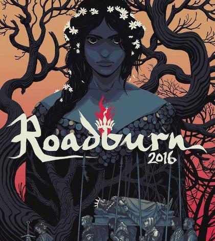 Roadburn 2016 420x470