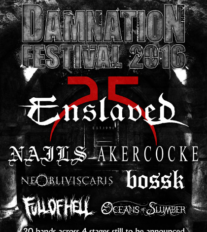 Damnation 2016 420x470 24 May 2016