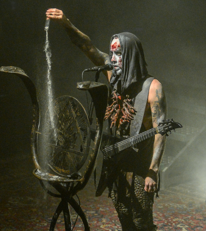 Nergal of Behemoth