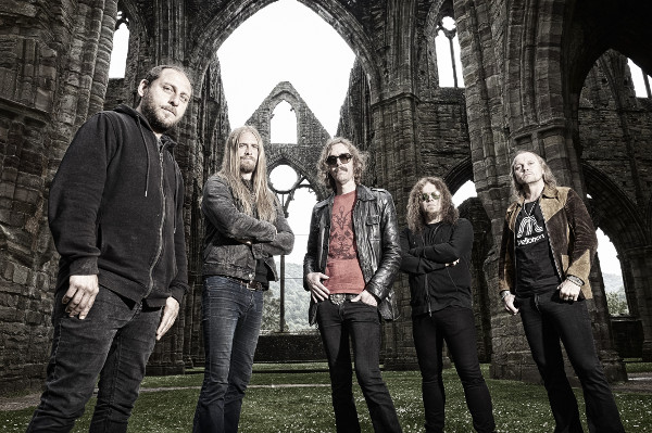 Opeth Band 600
