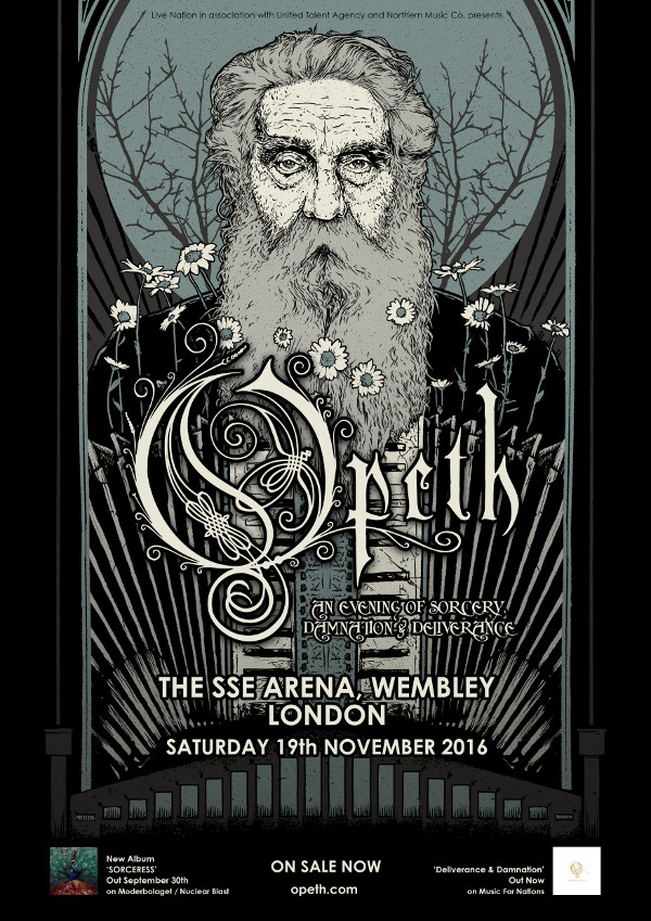 Opeth London 600
