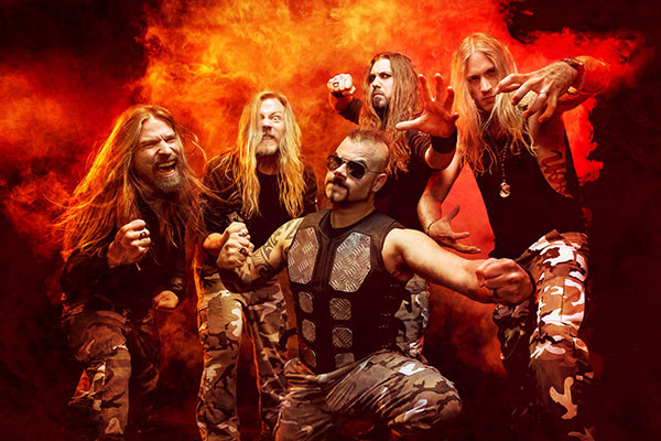 Sabaton speak about the lyrical inspirations behind 'The Last Stand'