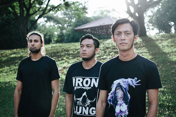 Listen to new track from Wormrot 'Fallen Into Disuse'