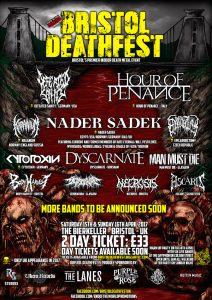 Bristol Deathfest 600