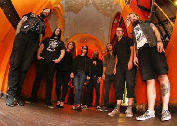 Listen to the new album by Crippled Black Phoenix 'Bronze'
