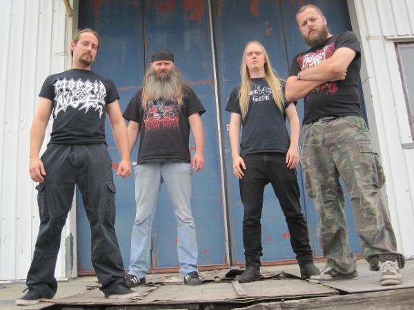 Listen to the new Deranged album 'Struck By A Murderous Siege'