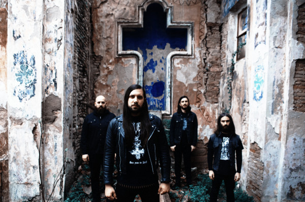 Listen to the new album by Hierophant 'Mass Grave'