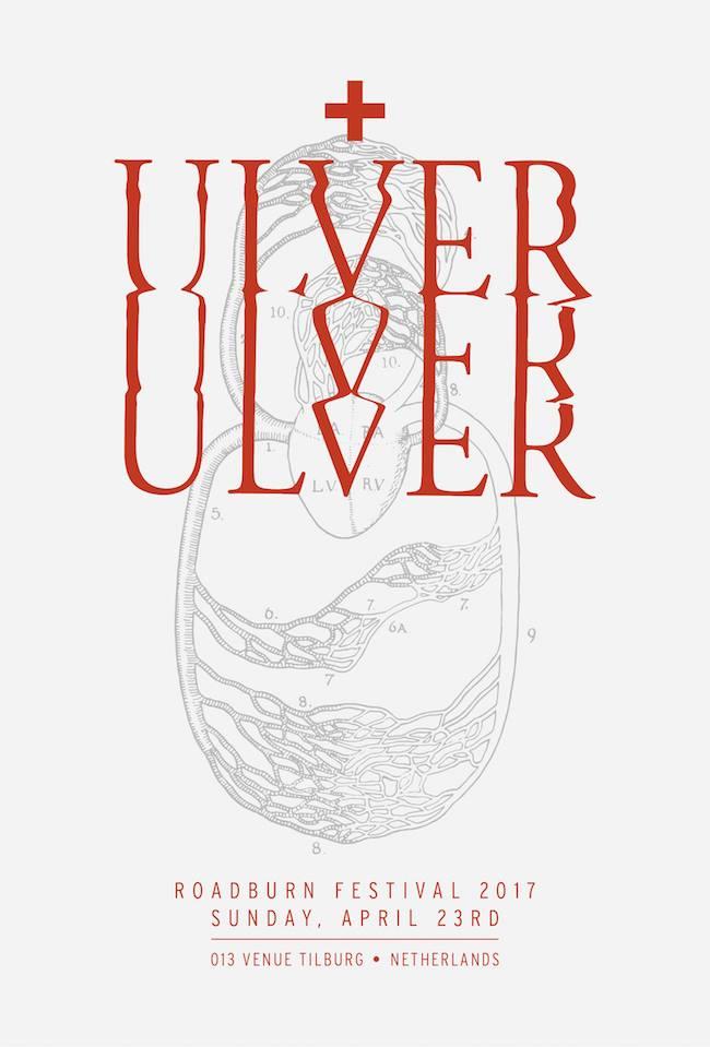 Ulver, Warning, Mysticum, Chelsea Wolfe & More Confirmed For Roadburn