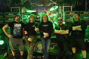 Overkill release UK tour video