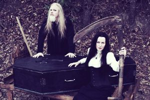 Bloody Hammers release video for 'Blood'